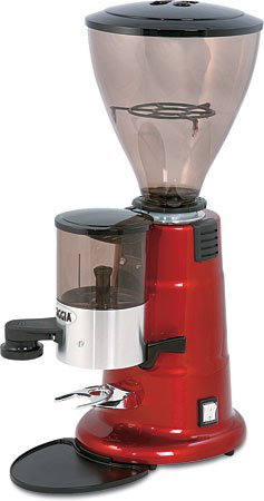 Кофемолка Gaggia MD 58 Compact standard red