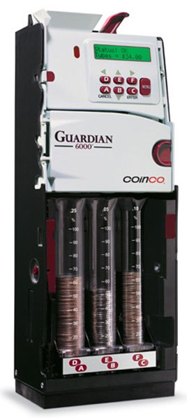 Монетоприемник CoinCo Guardian 6000 XL